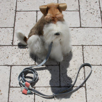 Julia Bow Dog Leash - Susan Lanci