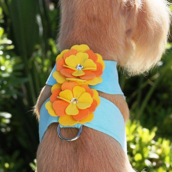 Darla Flowers Tinkie Dog Harness