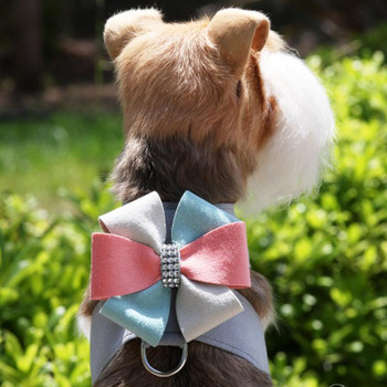 Julia Bow Tinkie Dog Harness
