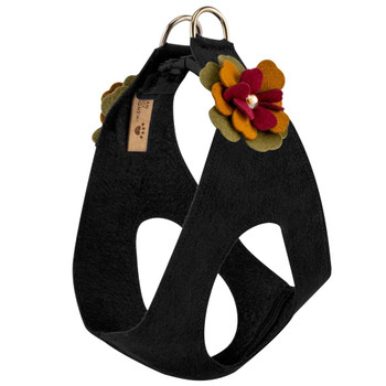 Autumn Flowers Dog Step In Harness