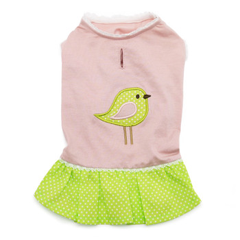 Little Birdie Dog Dress