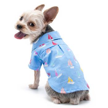 Summer Beach Dog Shirt