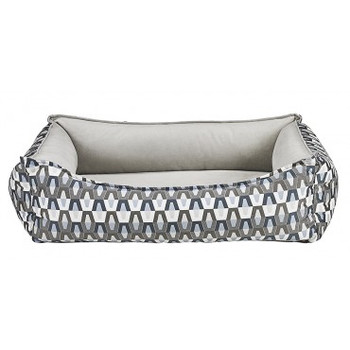 Titan Jacquard Oslo Ortho Pet Dog Bed