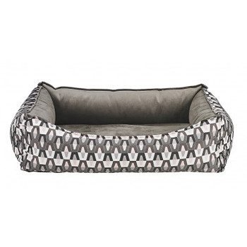 Venus Jacquard Oslo Ortho Pet Dog Bed