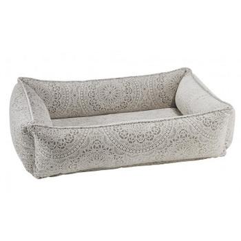 Chantilly Microvelvet Urban Lounger Pet Dog Bed
