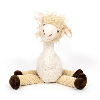 Floppy Llama Dog Toy - 3 Sizes