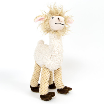 Floppy Llama Dog Toy - 3 Sizes
