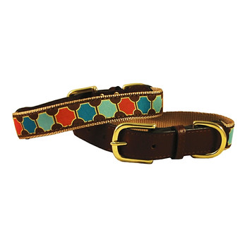 American Traditions Dog Collar - Morocco