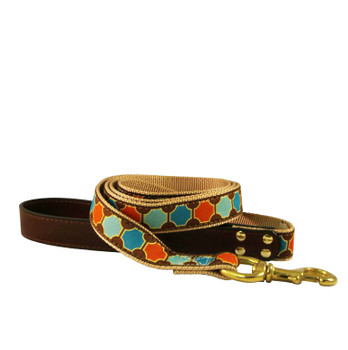 American Traditions Dog Leash - Morocco