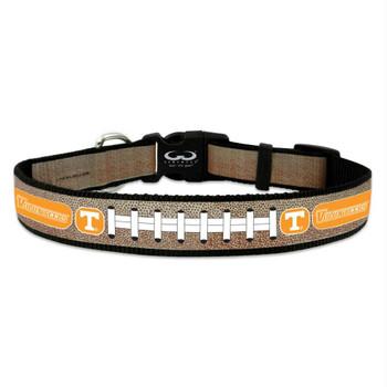 Tennessee Vols Reflective Football Pet Collar