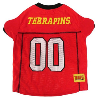 Maryland Terrapins Pet Jersey