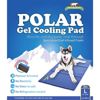 Polar Gel Cooling Pet Pad -XL Size Only