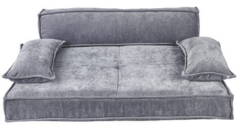 Scandinave Pet Dog Sofa Bed - Pumice Microvelvet