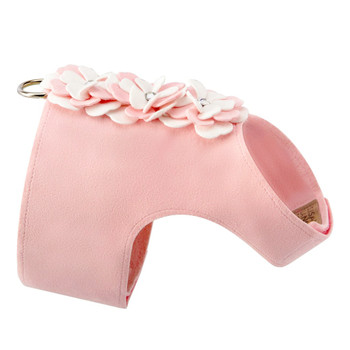 Special Occasion Tinkies Garden Bailey Dog Harness - Puppy Pink