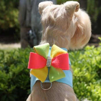 Angela Bow Tinkie Dog Harness