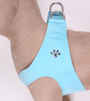 Custom - Crystal Paws Dog Harness - Chose your color