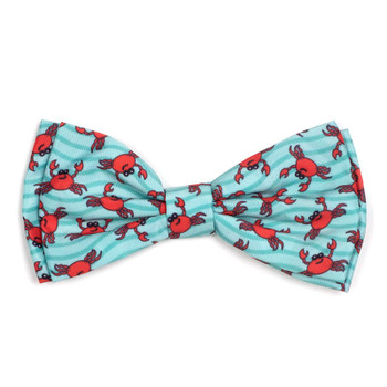 Crabs Pet Dog Bow Tie