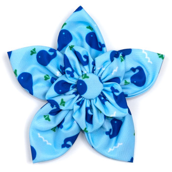 Squirt Pet Dog Collar Flower