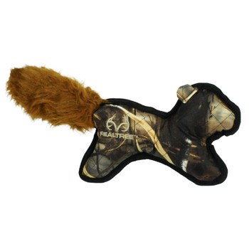 Squirrel RealTree Dog Toy
