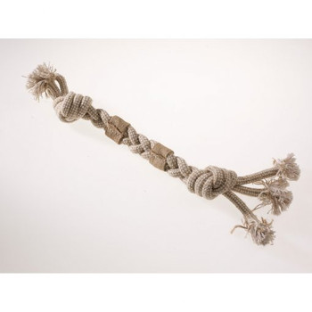 Knotted Rope 12 Inch Dog Toy