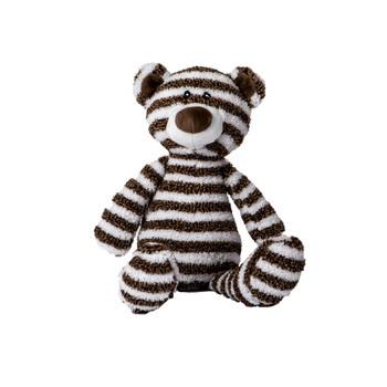 My BFF Striped Bear Dog Toy