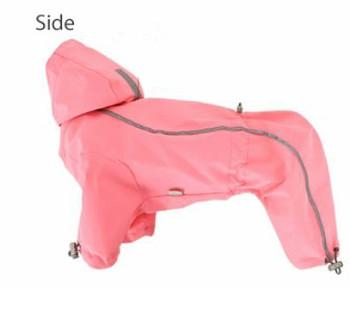 Urban Outdoor Dog Bodysuit /Raincoat -Bionne 2 - Camo