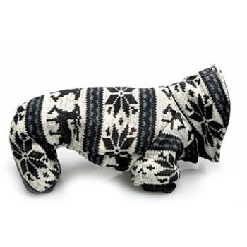 Scandinavian Padded Dog Bodysuit