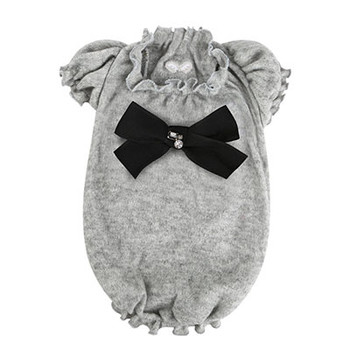 Puppy Angel New Magical Mystery Dog Sweater - Lt Gray