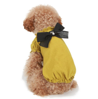 Puppy Angel New Magical Mystery Dog Sweater - Gold