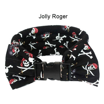 Too Cool Cooling Dog Collars - Jolly Rogers