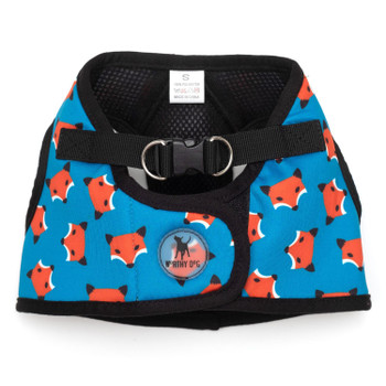 Worthy Dog Step-in Sidekick Dog Harness - Foxy