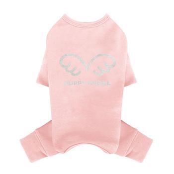 Puppy Angel Signature Bodysuit / Pajamas - Pink