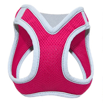 DOCO Athletica Quick Fit V Mesh Pet Dog Harness - Raspberry Pink
