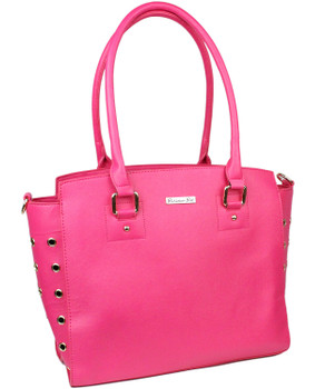 Ibiza Designer Dog Travel Carrier - Hot Pink