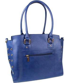 Blue Santorini Designer Dog Travel Carrier