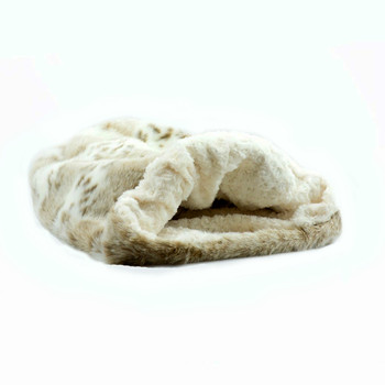 Cuddle Cup - Artic Snow w/ Ivory Curly Sue