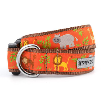 Zoofari Pet Dog Collar & Optional Lead Collection