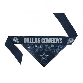 NFL Dog Bandana - Dallas Cowboys