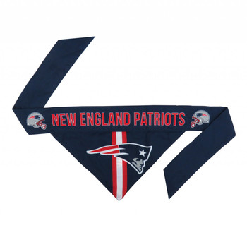 NFL Dog Bandana - New England Patriots