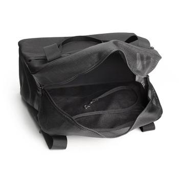 Nylon Pet Travel Carrier - Black