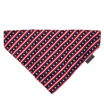 Stars and Stripes Pet Dog Collar Bandana