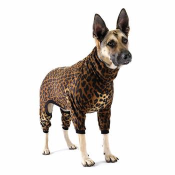 Pet Dog Onesie / Pajama - Leopard