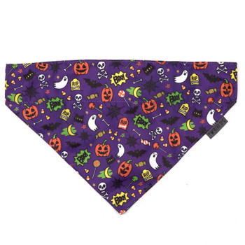 Fright Night Pet Dog Collar Bandana