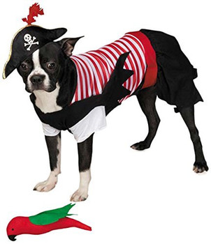 Pirate Tails Pet Costume