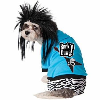 Rock Star Pet Costume