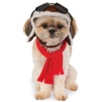 Aviator Pet Hat