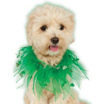 St. Patrick's Day Fancy Collar - M/L