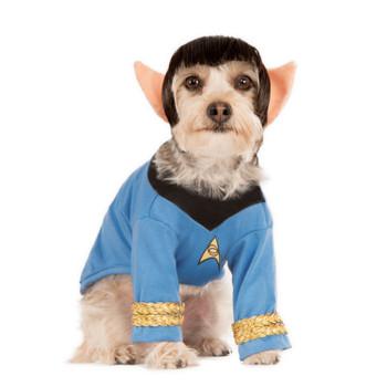 Star Trek Spock Pet Costume