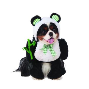 Walking Panda Pet Costume - Small