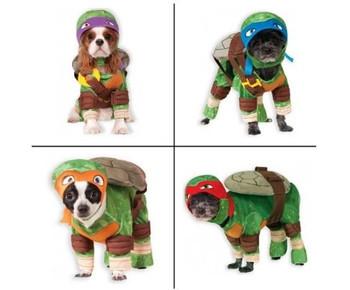 TMNT Pet Costume
